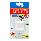 The 7-Day Pyramid Fish Feeder for Fresh and Saltwater Fish
