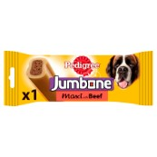 Pedigree Large Jumbone Dog Treat with Beef