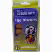 Egg Biscuits Small Animal Treats 35 gm