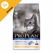 PRO PLAN Adult Complete 7+ Cat Food with Chicken 3kg
