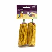 Pets at Home 2 Pack Corn Cob