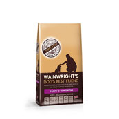 Wainwright's Puppy Turkey And Rice 1kg