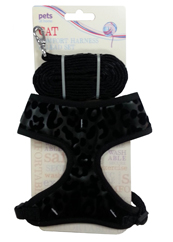 Flocked Animal Comfort Harness