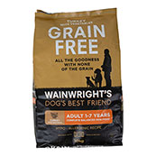 Wainwright's Grain Free Turkey and Vegetables 10kg