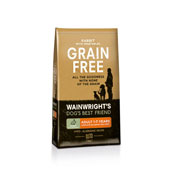 Wainwright's Grain Free Rabbit and Vegetables 1.5kg