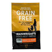 Wainwright's Grain Free White Fish and Vegetables 1.5kg