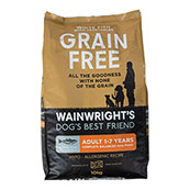 Wainwright's Grain Free White Fish and Vegetables 10kg