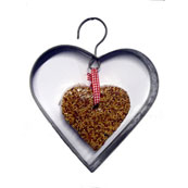 Heart Shaped Feeder