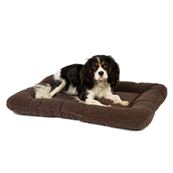 Wainwright's Wool Crate Mat Medium Chocolate