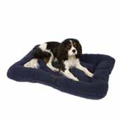 Wainwright's Wool Crate Mat Medium Navy