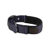 Wainwright's Nylon Collar Navy Small