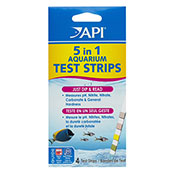 API 5 in1 Test Strips