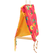 Superbird Peekaboo Parrot Perch Tent Large (Online Only)