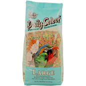 Pretty Bird Daily Select Large Complete Parrot Food 8lb (Online Only)