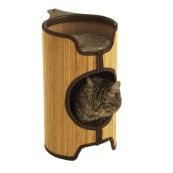 Bamboo Cat Tower (Online Only)