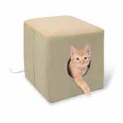 Thermo-Kitty Cottage Sage/Tan 33cm (Online Only)