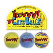 Yeowww! My Cats Balls 3-pack (Online Only)