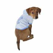Wag-A-Tude Cute Puppy Velor Hoodie Medium