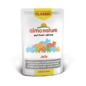 Almo Nature Classic Jelly Cats with Tuna and White Bait (Online Only)