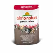 Almo Nature Rouge Label Cat Tuna and Sole Fillets (Online Only)