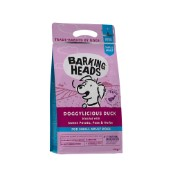 Barking Heads Tiny Paws Quackers Grain-Free 1.5kg (Online Only)