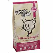 Meowing Heads Kittens Delight 2kg (Online Only)