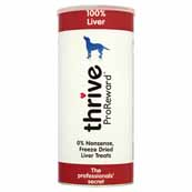 Thrive ProReward Liver Dog Treats (Online Only)