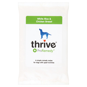 Thrive ProRemedy Rice and Chicken Dog Food Pouch (Online Only)