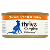 Thrive 100% Complete Chicken and Turkey (Online Only)