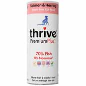 Thrive Premium Plus Salmon Dry Food Tubes (Online Only)