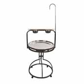 Rainforest Cage Forest Play Stand Antique (Online Only)