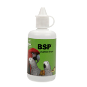 BSP Vitamin drops 50ml for cage birds (Online Only)