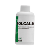 Zolcal D 120ml liquid calcium for all species (Online Only)