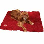 Scruffs Noodle Mat Red (Online Only)
