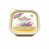 Almo Nature Daily Menu Bio Dog Puppy with Chicken and Milk 100g (Online Only)