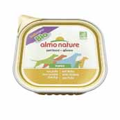 Almo Nature Daily Menu Bio Dog Puppy with Chicken and Milk 300g (Online Only)