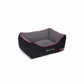 Scruffs Thermal Box Bed Small Black(Online Only)