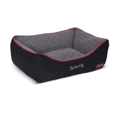 Scruffs Thermal Box Bed Large Black(Online Only)