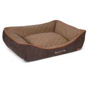 Scruffs Thermal Box Bed X-Large Brown(Online Only)