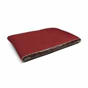 Scruffs Hilton Memory Foam Orthopaedic Mattress Medium Burgandy(Online Only)