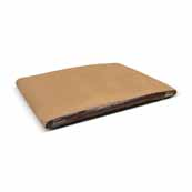 Scruffs Hilton Memory Foam Orthopaedic Mattress Medium Tan(Online Only)