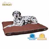 Scruffs Hilton Memory Foam Orthopaedic Mattress Large Chocolate(Online Only)