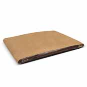 Scruffs Hilton Memory Foam Orthopaedic Mattress Large Tan(Online Only)