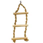 Adventure Bound Sisal Ladder 3 Step (Online Only)