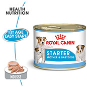 Royal Canin Starter Mousse 195g (Online Only)