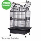 Rainforest Cages Ara 1 Antique Cage (Online Only)