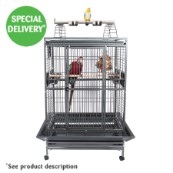 Rainforest Cages Santos 1 Play Top Antique Cage (Online Only)
