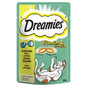 Dreamies Vitamins and Omega 3 Chicken