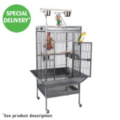 Rainforest Cages Skyline Victoria Play Top Antique Cage (Online Only)