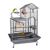 Rainforest Cages Skyline Angel Play Top Antique Cage (Online Only)